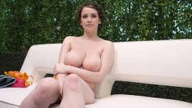 Milky White Big Breasts